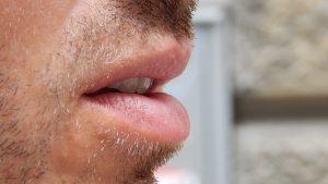 Lips speaking truth or lies devotional